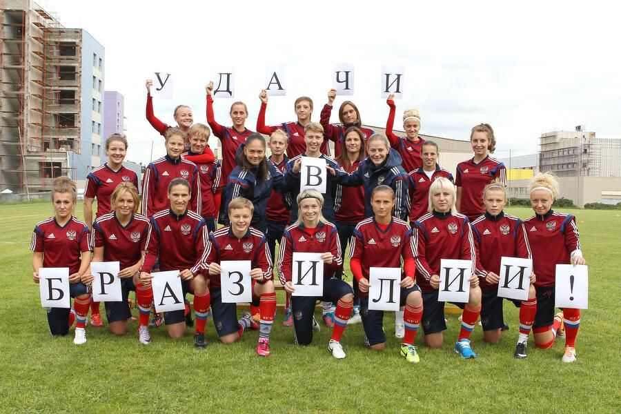 чемпионат мира сборная россии по футболу женская