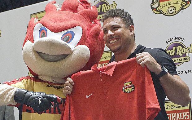 Роналдо: Если наберу форму, вернусь в футбол