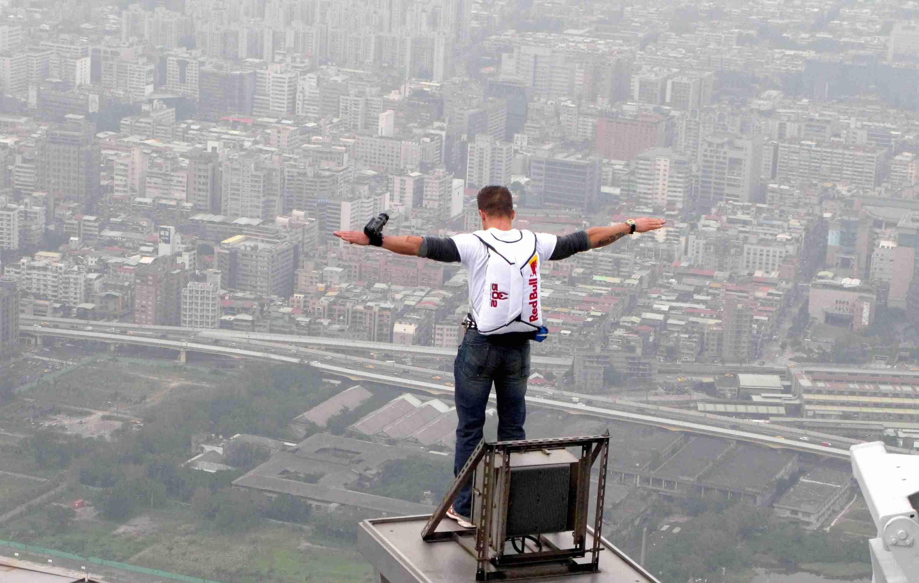 10 самых экстремальных видов спорта
