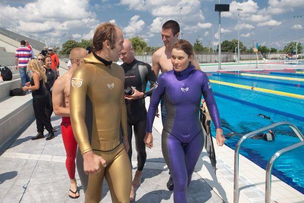 Три мировых рекорда Натальи Молчановой