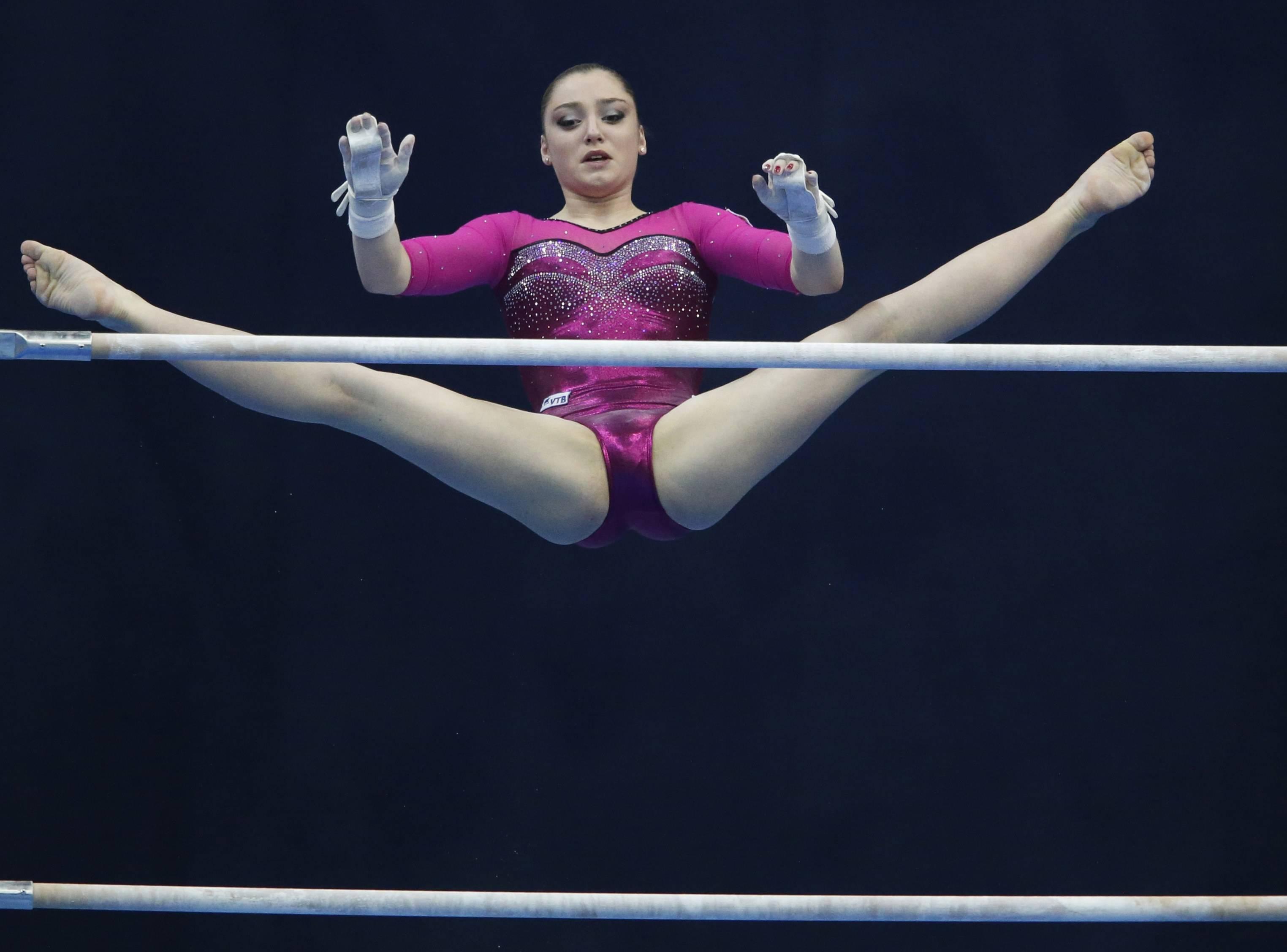 полакомиться женская спортивная гимнастика фото этом