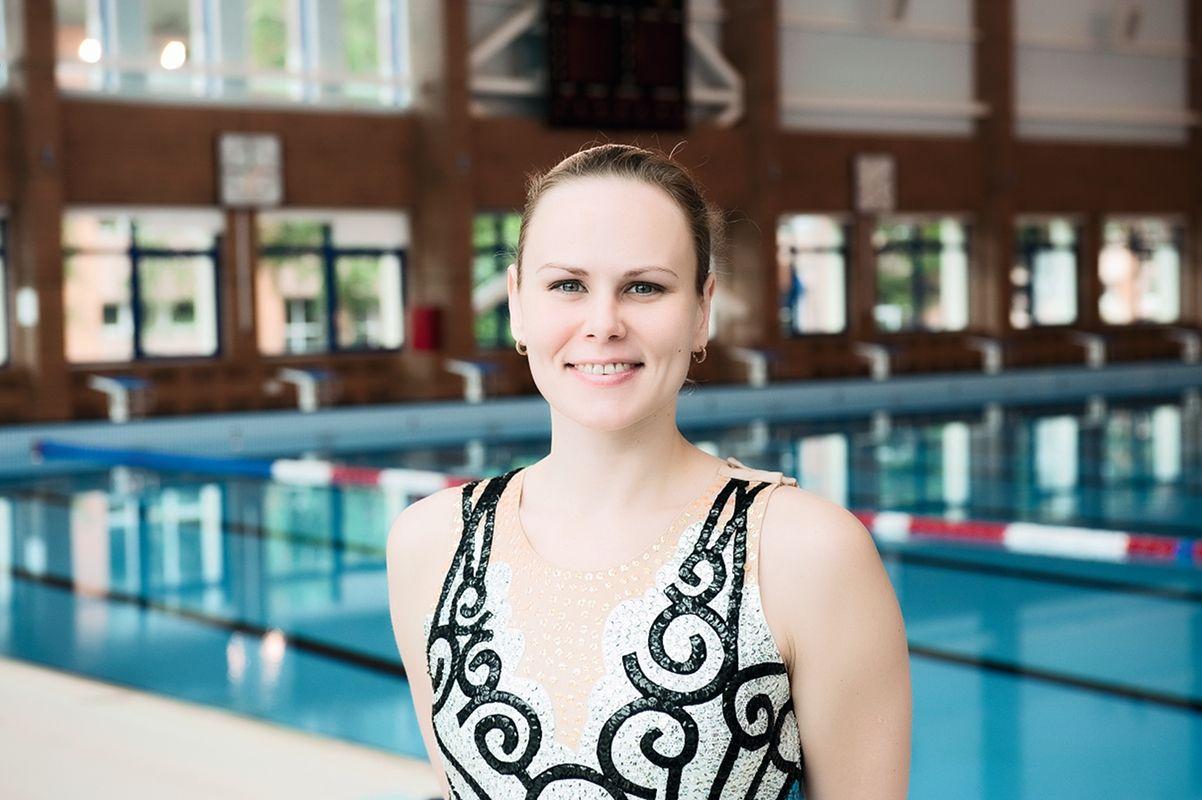Член олимпийской сборной россии по плаванию громова