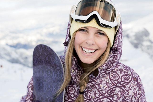 Зрелая блондинка русские знаменитые сноубордистки видео