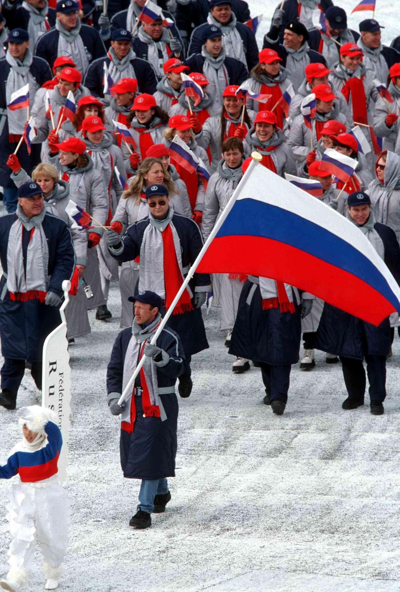 Знамено��� Ро��ии к�о до З�бкова Олимпиада Со�и2014