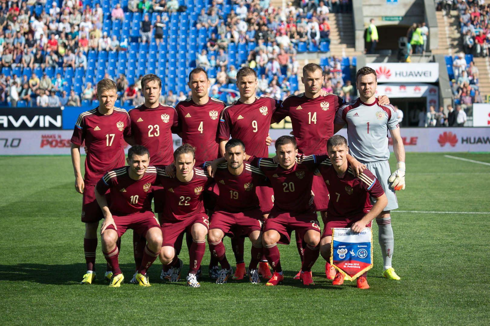 состав россии на чемпионат мира по футболу