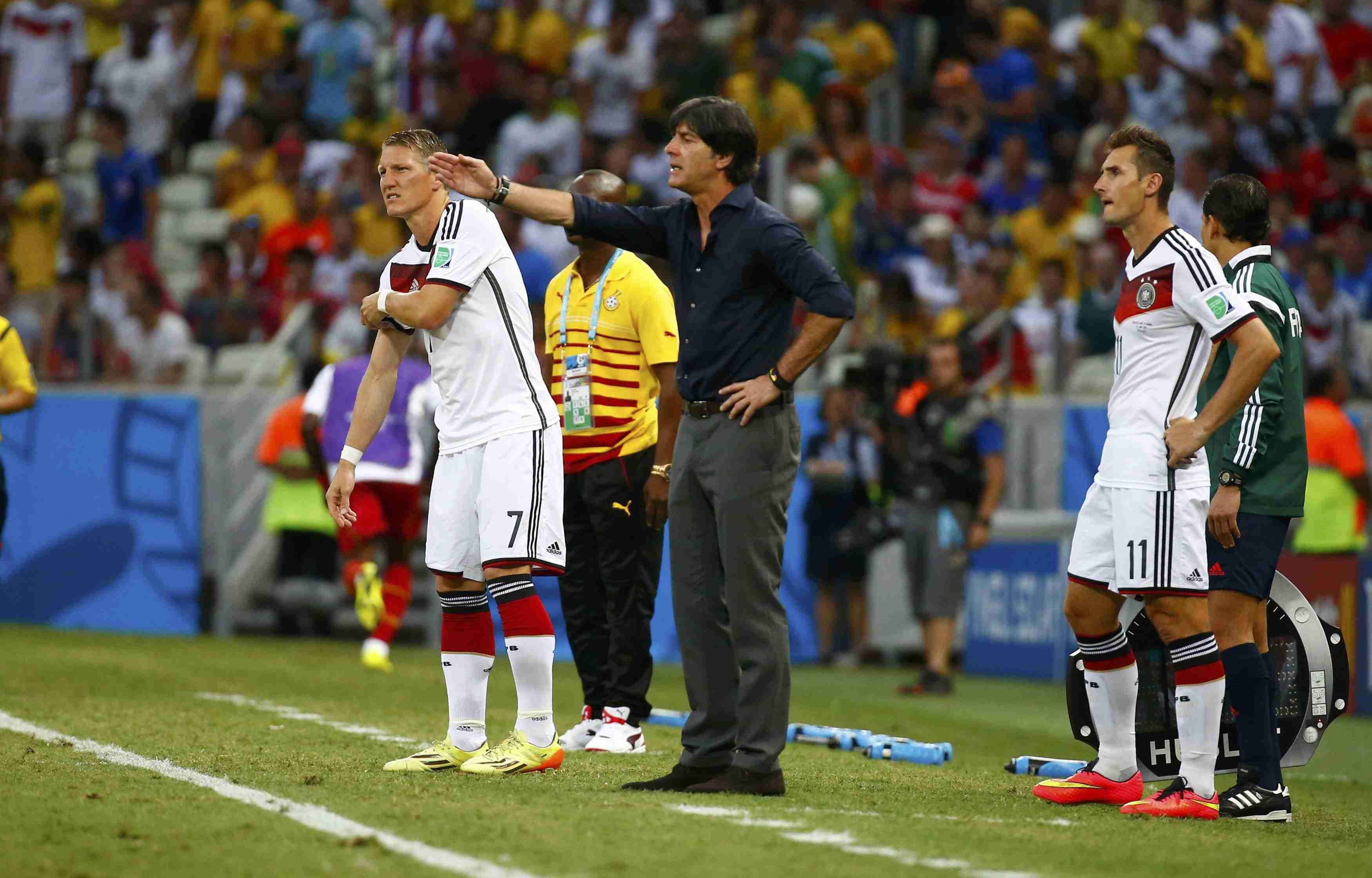 Англия — Германия: столкновение двух машин завершится голами