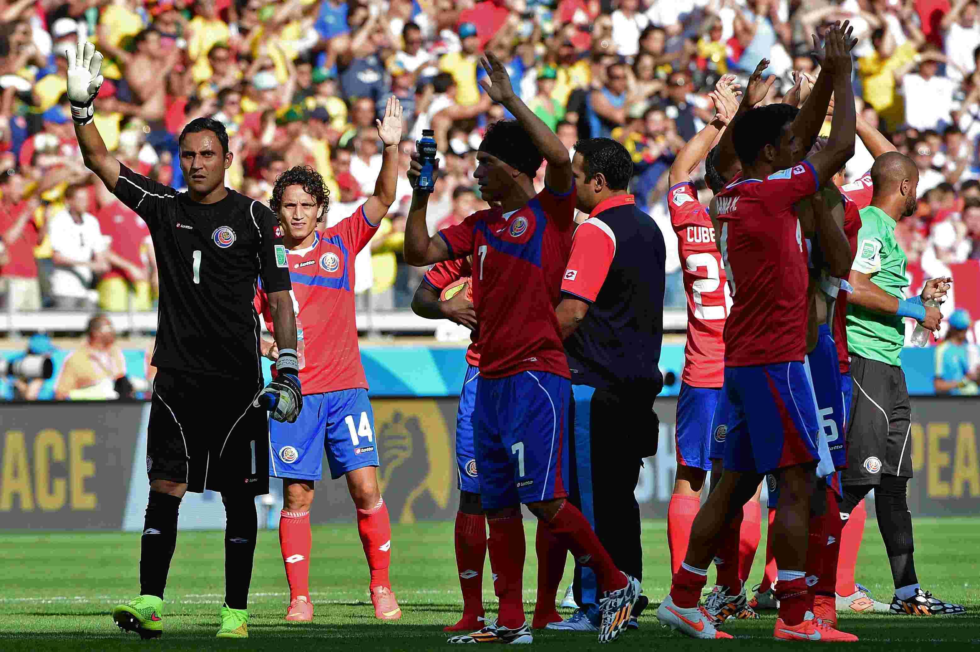 прогнозы на чемпионат мира по футболу 1 8 финала греция коста рика