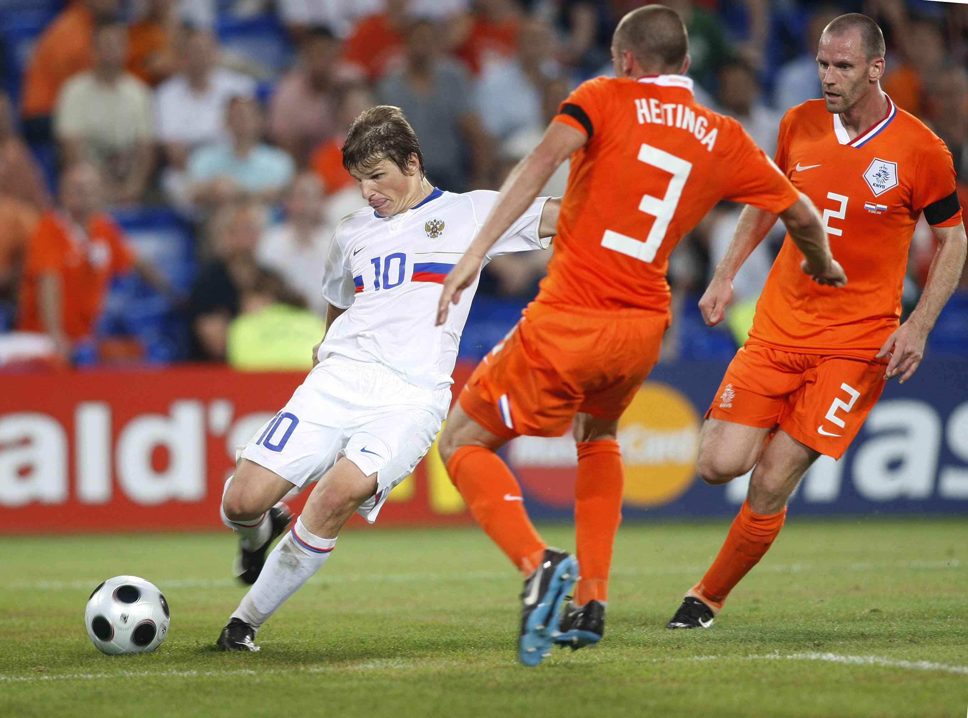 Футбол Чемпионат Мира Россия Голландия