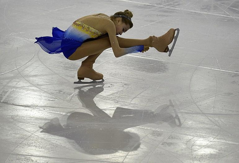 Липницкая задирает ногу, сунул в попку русское
