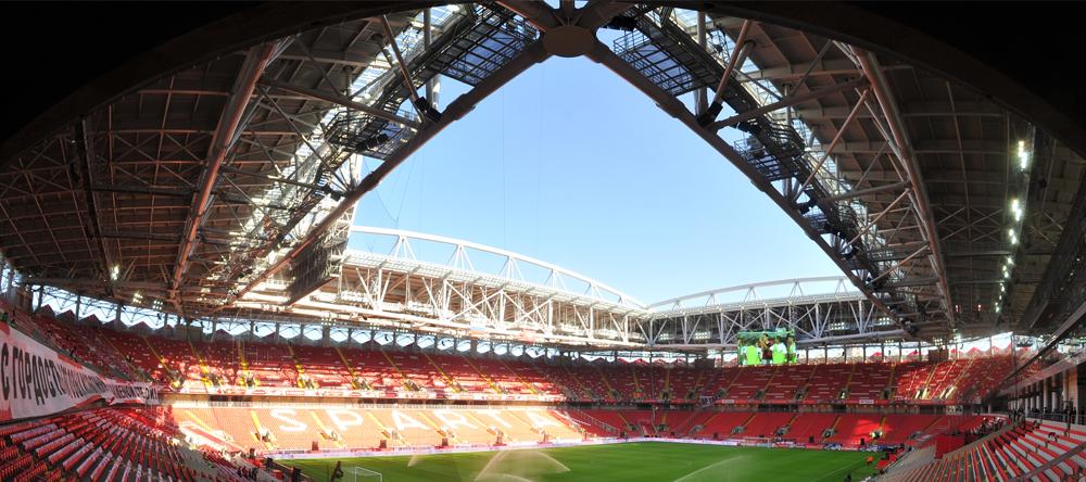 Стадионы кубка конфедераций 2017