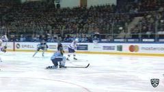 Сибирь - СКА. Лучшие моменты первого периода