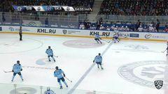 Гол. 1:0. (Сибирь) открывает счет матча