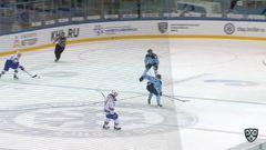 Сибирь - СКА. Лучшие моменты второго периода