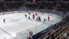 Гол. 1:0. Ушенин Владислав (Амур) открывает счет матча