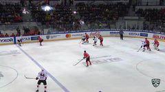 Гол. 2:0. Ли Олег (Амур) увеличивает преимущество в счете