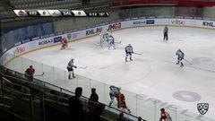 Гол. 1:0. Яшин Олег (Куньлунь РС) открывает счет матча