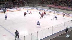 Гол. 0:1. Шипачёв Вадим (СКА) открывает счет матча в большинстве
