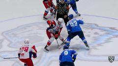 Барыс - Локомотив. Лучшие моменты первого периода