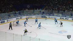 Гол. 2:2. Даниил Вовченко (Северсталь) сравнял счёт в матче