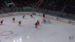 "Гол. 1:0. Артём Гареев (Автомобилист) распечатал ворота ""витязей"""