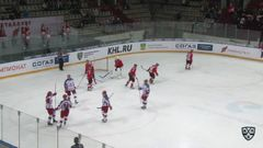 Гол. 2:4. Андрей Светлаков (ЦСКА) воспользовался ошибкой хозяев