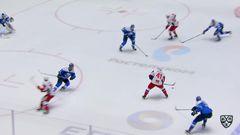 Гол. 1:4. Станислав Чистов (Локомотив) упрочил преимущество гостей