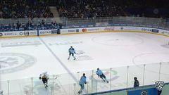 Гол. 2:4. Павел Чернов (Северсталь) поставил победную точку в матче