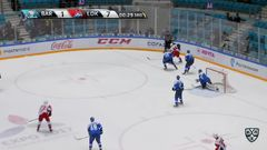 Гол. 1:8. Денис Мосалёв (Локомотив) поставил победную точку в матче