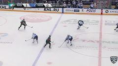 Гол. 2:0. Владимир Ткачёв (Ак Барс) удвоил преимущество казанцев