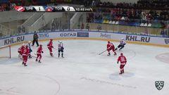 Гол. 2:0. Сергей Шмелёв (Спартак) удвоил преимущество москвичей