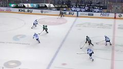 Гол. 2:0. Фёдор Малыхин (Ак Барс) удвоил преимущество казанцев