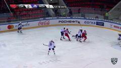 Гол. 1:1. Ян Муршак (ЦСКА) восстановил статус-кво