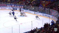 СКА - Слован. Лучшие моменты матча