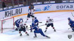 Видеопросмотр в матче СКА - Слован.
