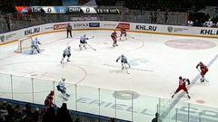 Гол. 1:0. Егор Аверин (Локомотив) открыл счёт в матче