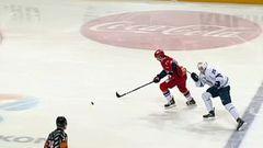 Гол. 4:2. Максим Тальбо (Локомотив) наказал за потерю минчан