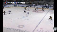 Гол. 1:2. Сергей Монахов (Северсталь) сократил разрыв до минимума