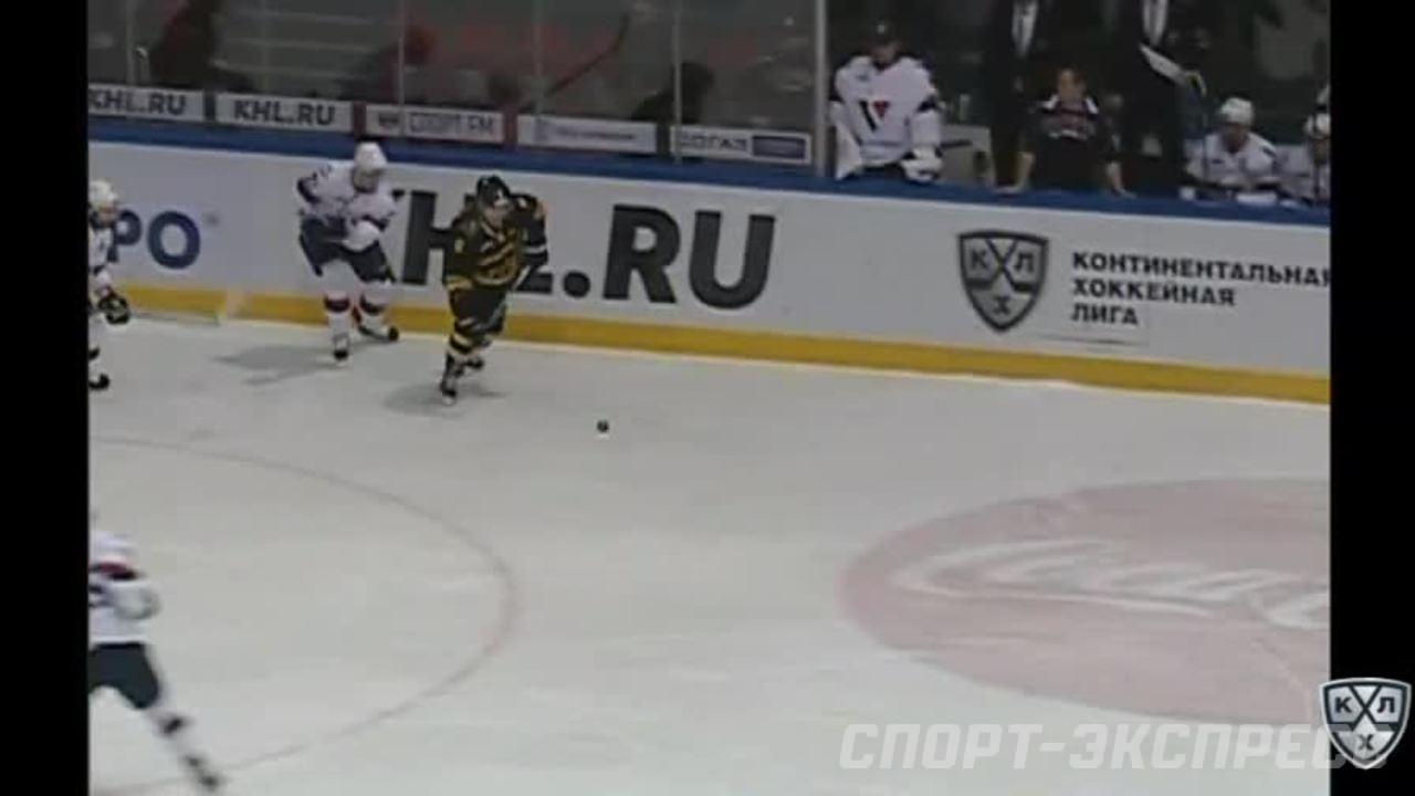 Северсталь - Слован. Лучшие моменты матча