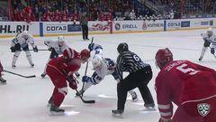 Гол. 9:6. Юрий Кокшаров (Витязь) поставил победную точку в матче