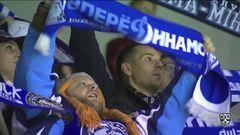 Динамо Рига - Динамо Минск 4:3