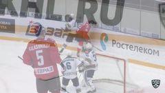 Видеопросмотр №2 в матче Металлург Нк - ХК Сочи