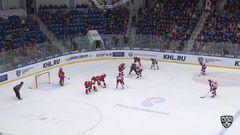 Гол. 0:2. Пивцакин Никита (ЦСКА) в дальний от синей