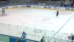 Удаление. Глухов Алексей (Сибирь) за атаку в область головы и шеи.