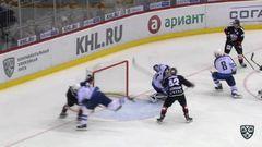 Гол. 2:0. Александр Шаров (Трактор) удвоил преимущество челябинцев