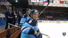 Сибирь - ХК Сочи. Лучшие моменты матча