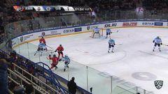Гол. 0:2. Шалунов Максим (Сибирь) увеличивает преимущество в счете