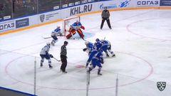 Гол. 3:0. Сергей Плотников (СКА) реализовал численное преимущество