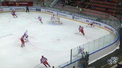 Гол. 1:0. Валерий Ничушкин (ЦСКА) открыл счёт в матче