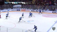 Гол. 5:0. Евгений Дадонов (СКА) оформил хет-трик