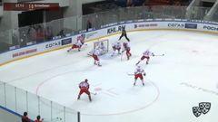 Гол. 2:0. Владимир Жарков (ЦСКА) удвоил преимущество армейцев